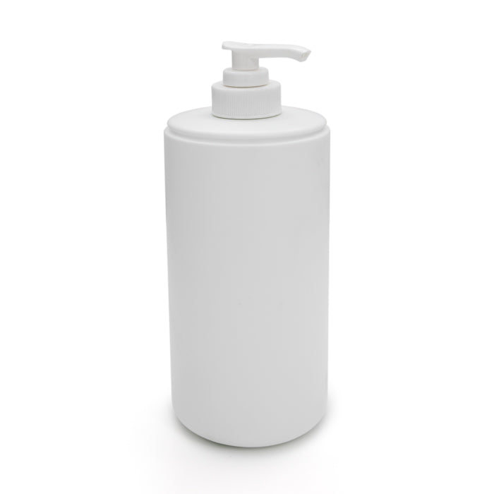 E-23B White plastic bottle