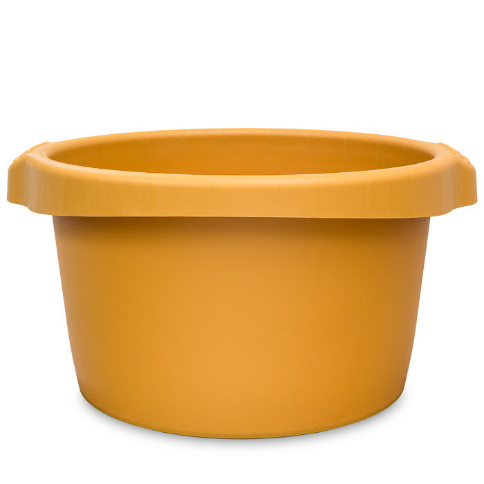 "Plastic Foot Bath Bucket-14.25"" / E-43 - Acubest"