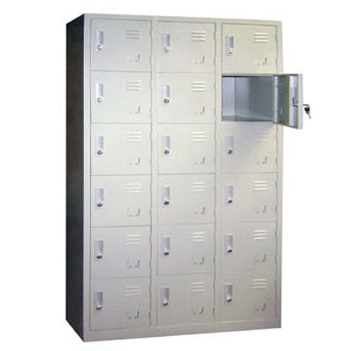18-Compartment Locker / E-48-18 - Acubest