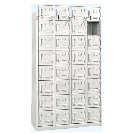 32-Compartment Locker / E-48-32 - Acubest