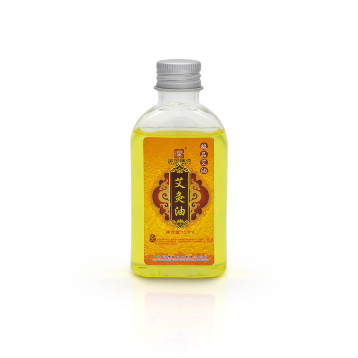 F-08 Pain relieving moxa oil