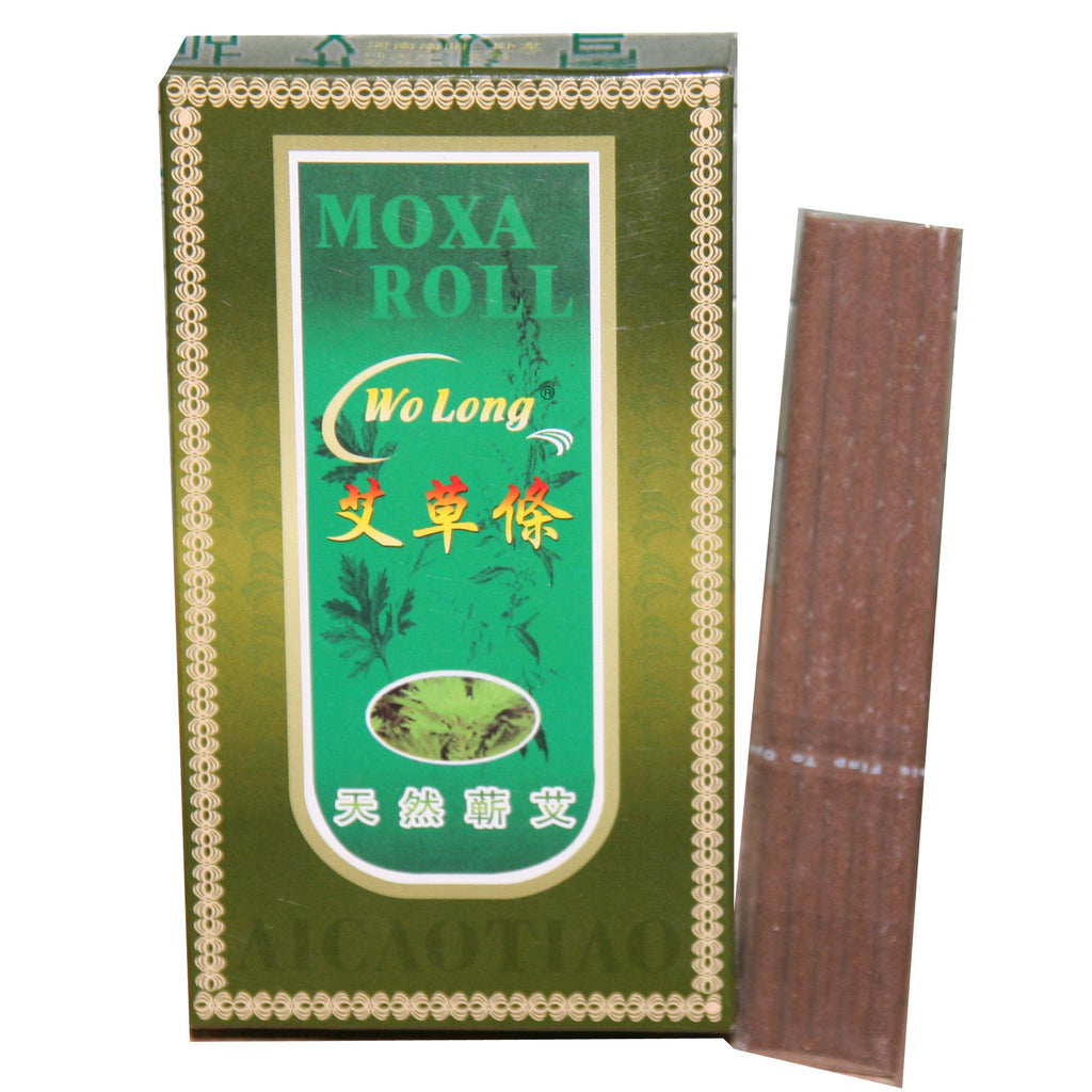 Acupuncture Moxa Roll/ Mmoxa Treatment/ Moxa Moxibustion Roll/ Pure Moxa Roll/ # F-02A1