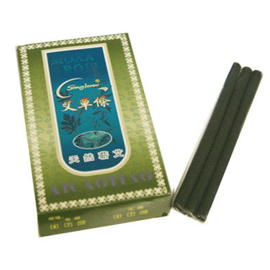 Mmoxa Treatment/ Moxa Moxibustion Roll/ Smokeless Pure Moxa Roll/ # F-01B1