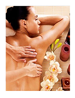 G-05A03 OUTDOOR TRANSPARENT MASSAGE PAINTING-XL