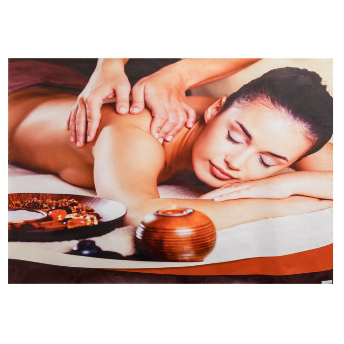G-08A04 Massage Wall Print -L - Acubest