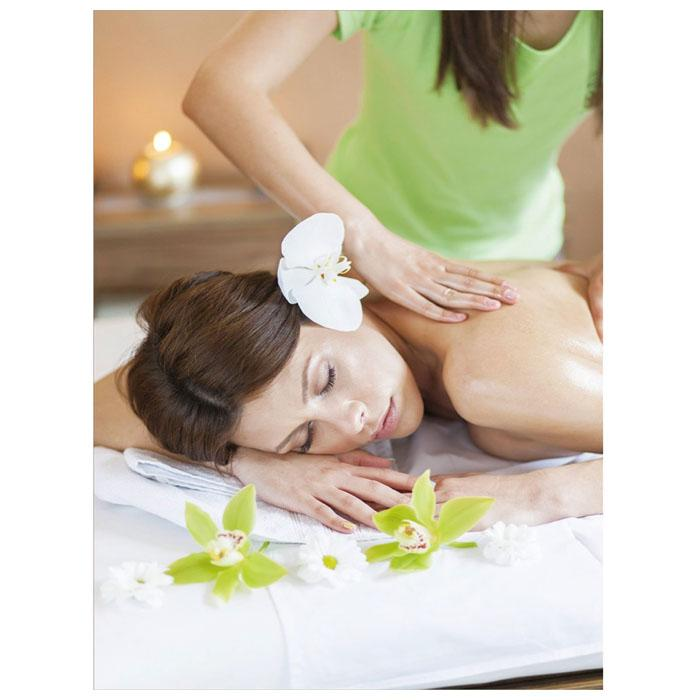Massage Wall Print-S / G-08F02 - Acubest