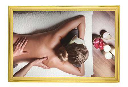 Framed massage painting / G-09D02 - Acubest