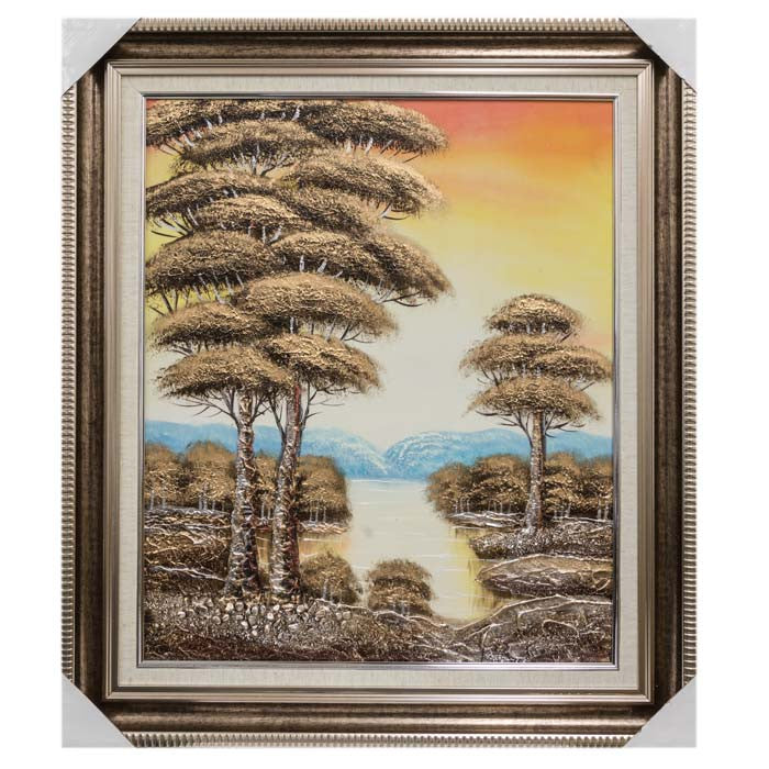 G-11B14 Framed Painting