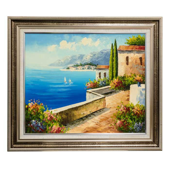 G-11B39 Framed Painting