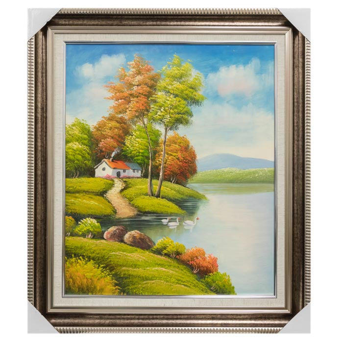 G-11B04 Framed Painting