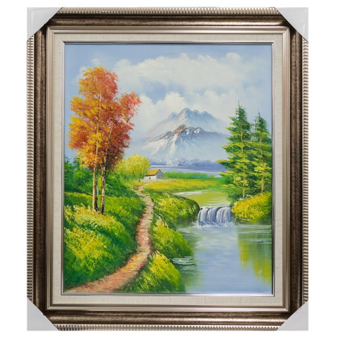 G-11B05 Framed Painting