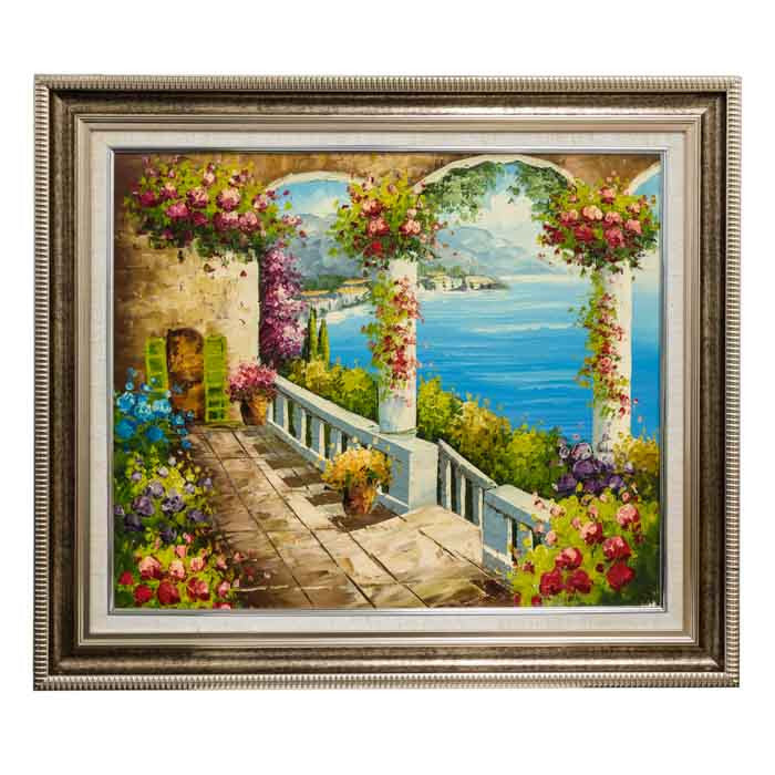 G-11B06 Framed Painting
