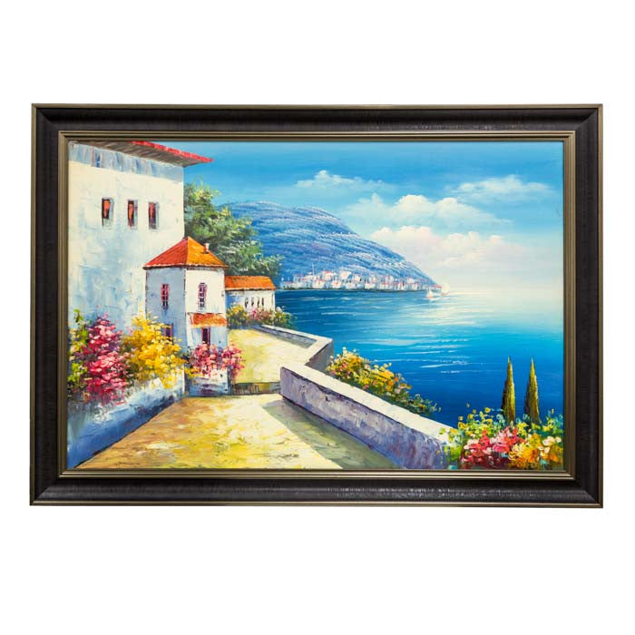 G-11C19 Framed Painting