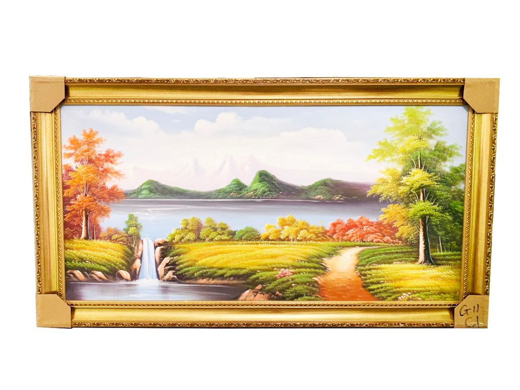G-11C01 Framed Painting - Acubest