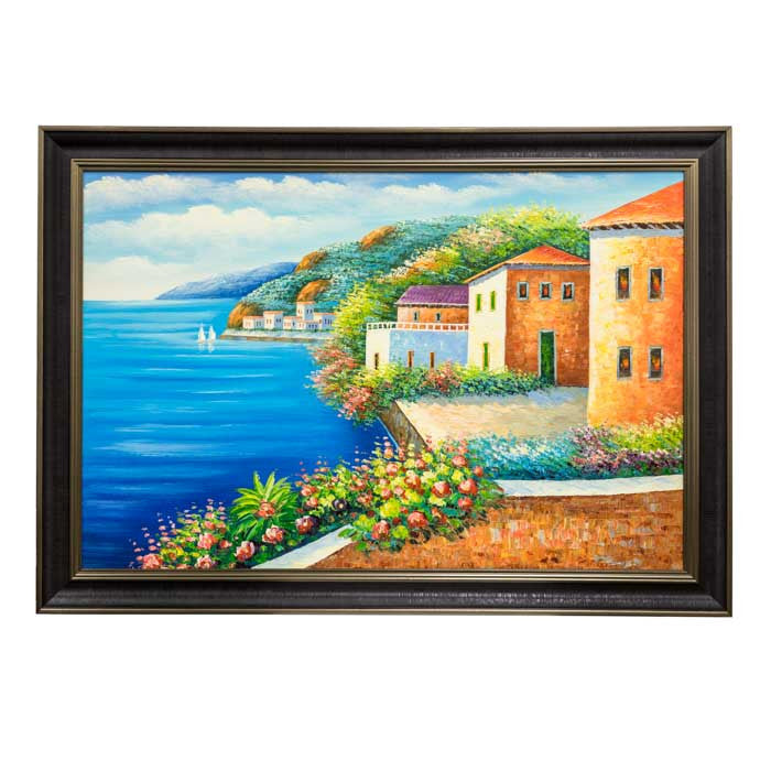 G-11C20 Framed Painting