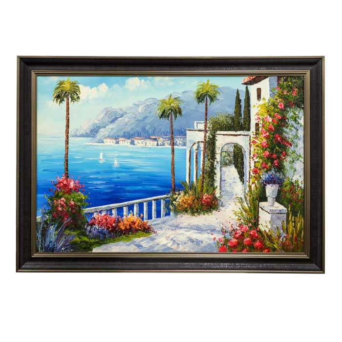 G-11C23 Framed Painting
