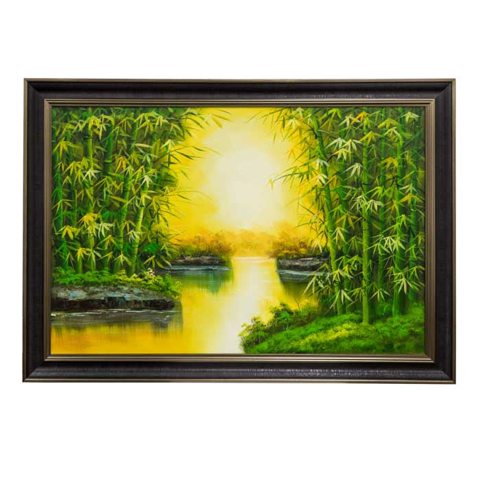 G-11C24 Framed Painting