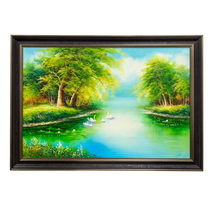 G-11C25 Framed Painting
