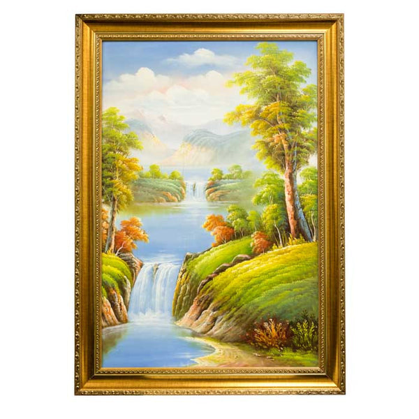 G-11C29 Framed Painting