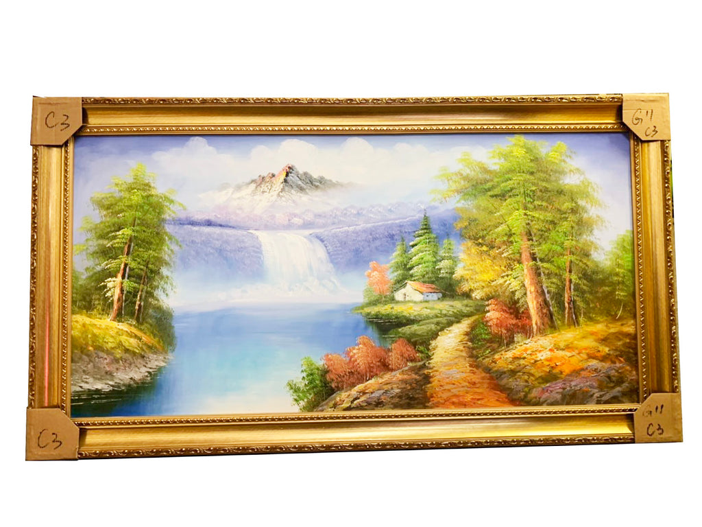 G-11C03 Framed Painting - Acubest