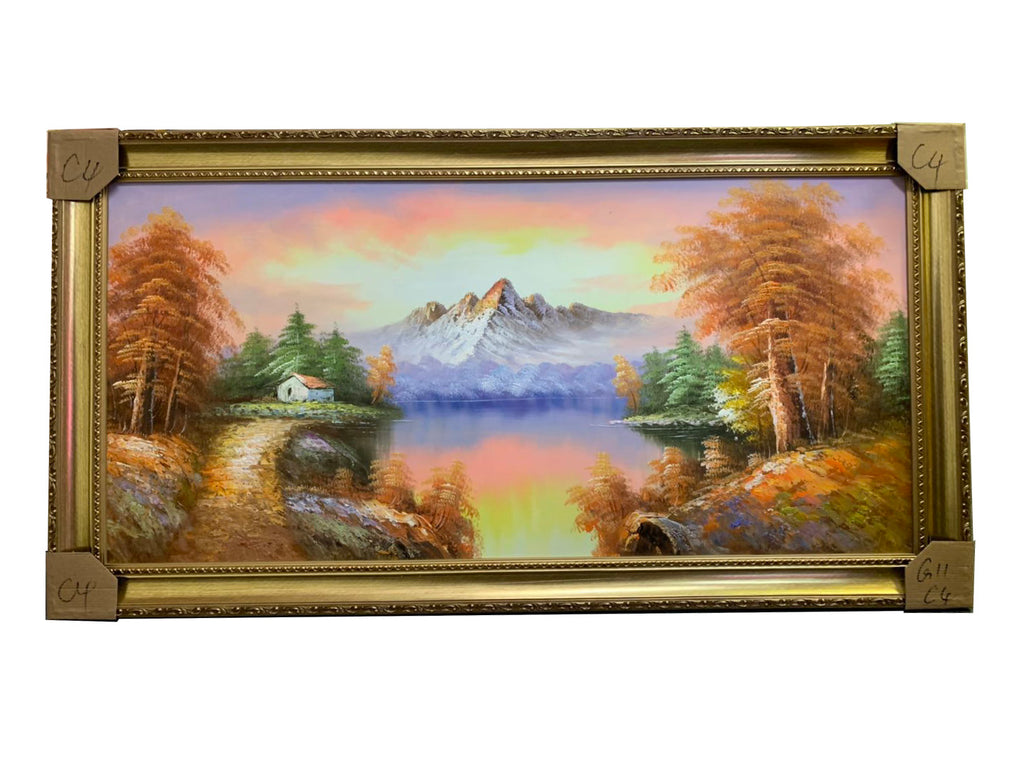 G-11C04 Framed Painting - Acubest