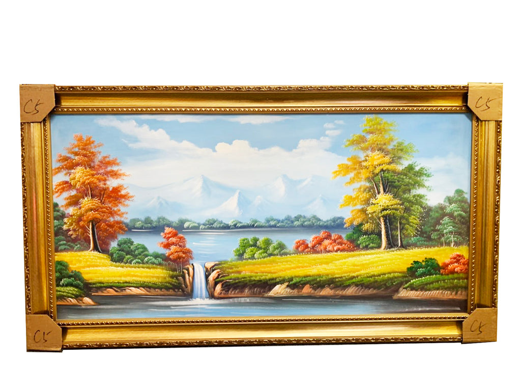 G-11C05 Framed Painting - Acubest
