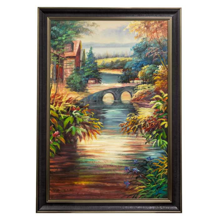 G-11C06 Framed Painting