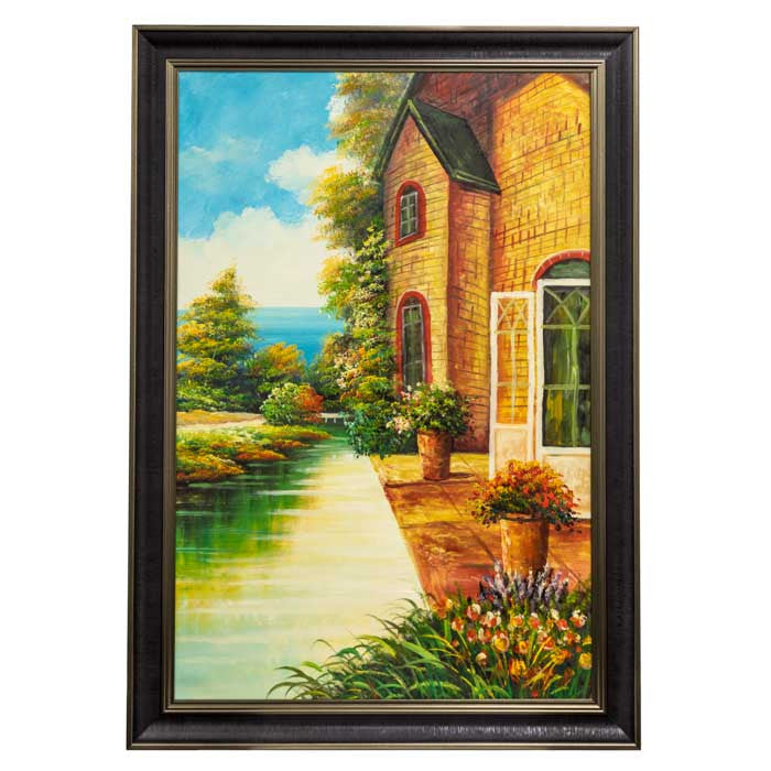 G-11C08 Framed Painting