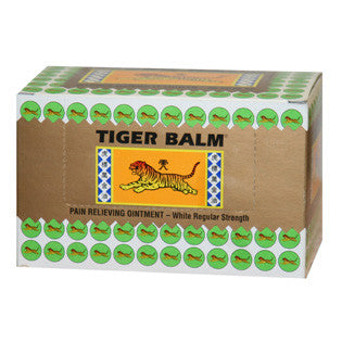 Tiger Balm Pain Relieving Ointment / Hu Biao Wan Jin You / H438