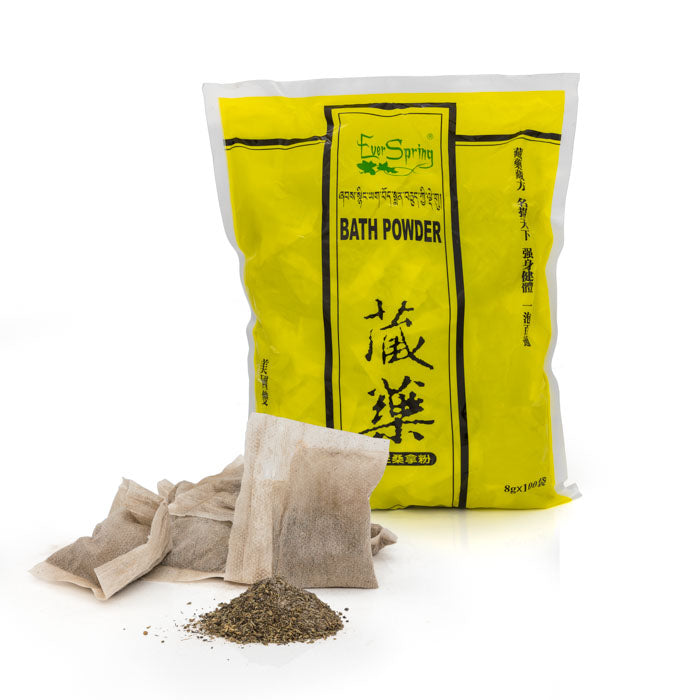 Tibetan Herbal Bath and Foot Soak Powder - Zang Yao Zu Yu Fen / HF002 - Acubest