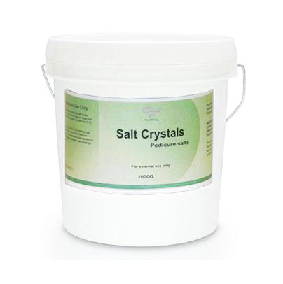 Eucalyptus Foot Bath Salt / Bath Sea Salt / Item# HF003A2 - Acubest
