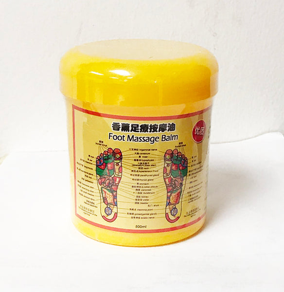 A&A Foot Massage Oil/Paste / HF013