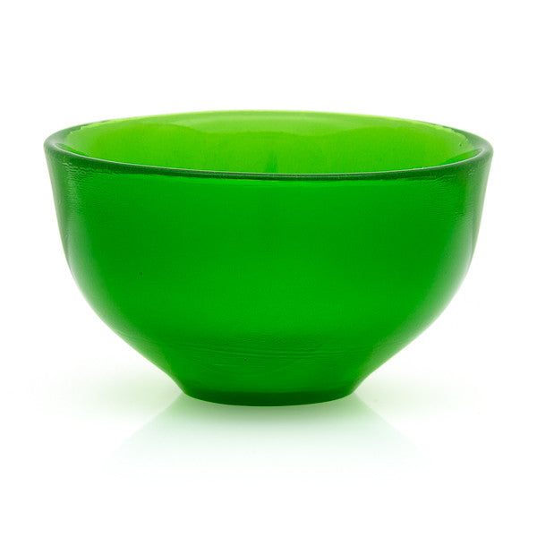 Small Jade Facial Mask Mixing Bowl / HF041A1