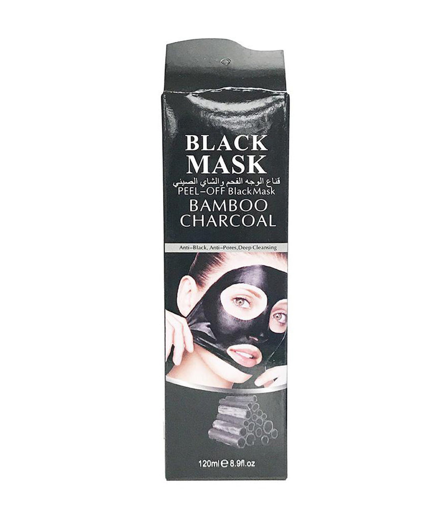 Black Peel off bamboo charcoal mask / HF043A1 - Acubest