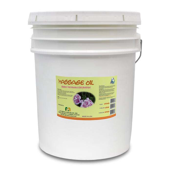 HF044A Massage oil 5-gallon pail