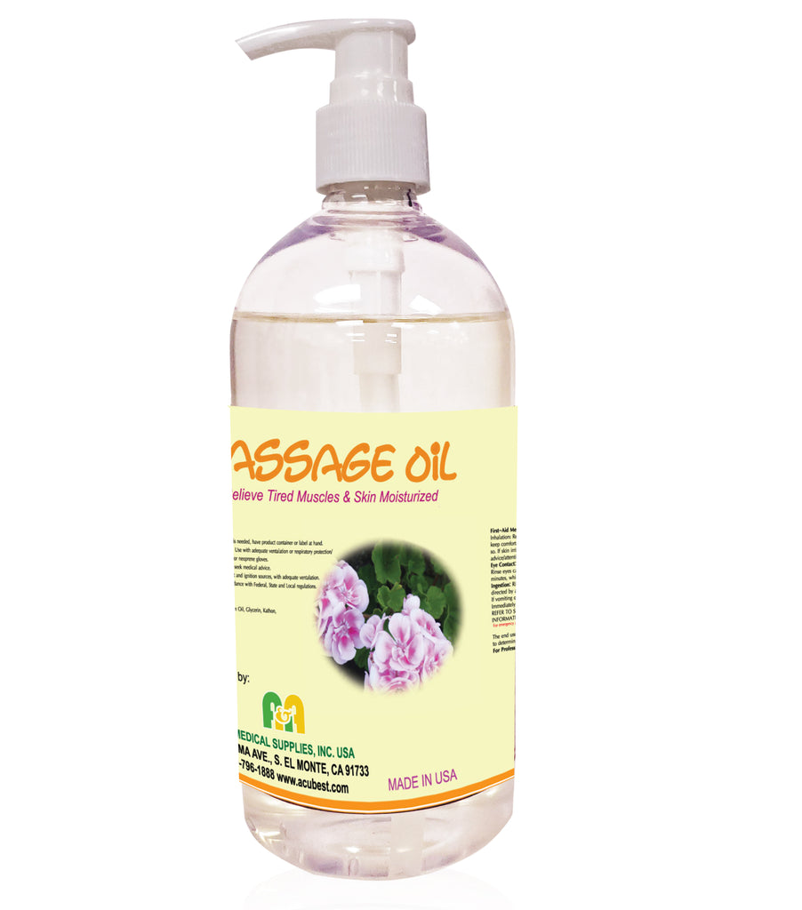 Body Massage Oil / HF044 - Acubest