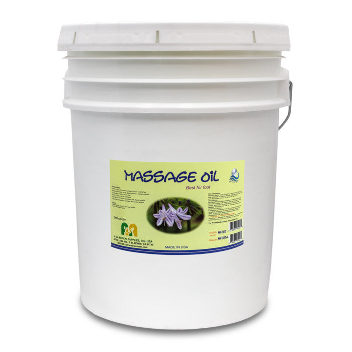 HF050 Massage oil 5-gallon pail