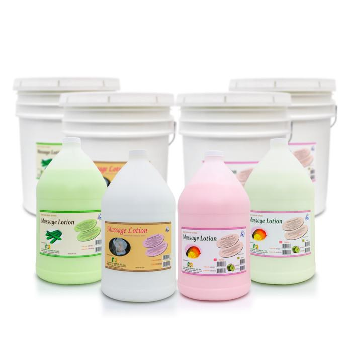 Sea Pearl Massage Lotion / Various Scents Available / 5 Gallon