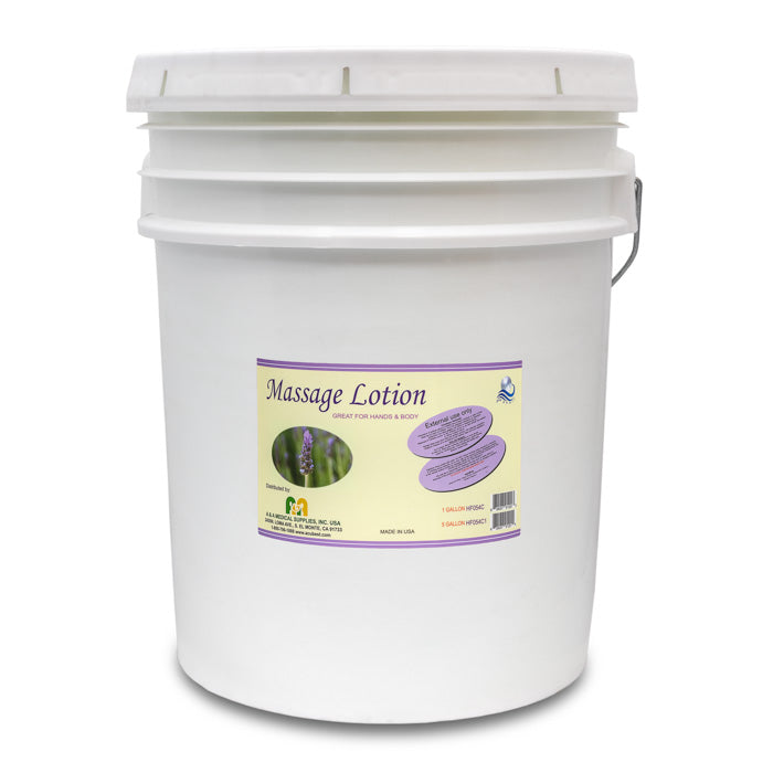 HF054C1 Lavender Massage Lotion 5-Gallon Pail