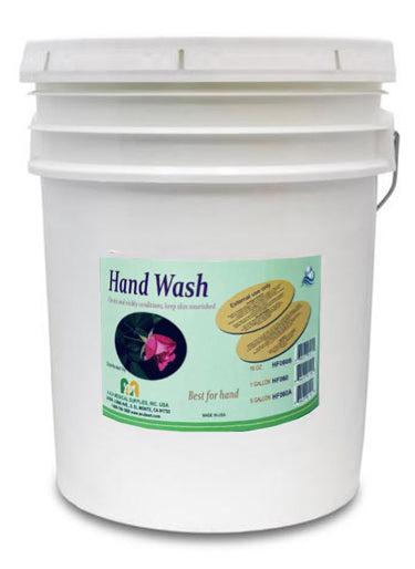 HF060A Hand wash 5-gallon pail