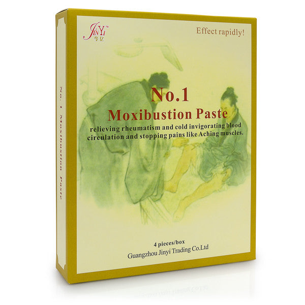 #1 Moxibustion Warming Patch / F-30 - Acubest