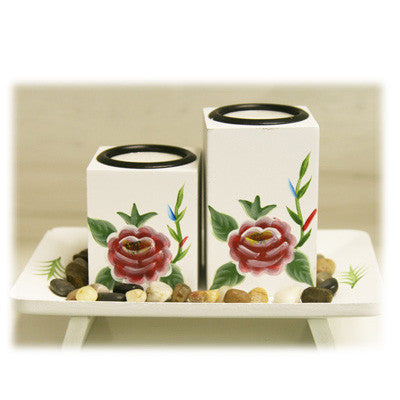 2-Candle Holder Set / HF076