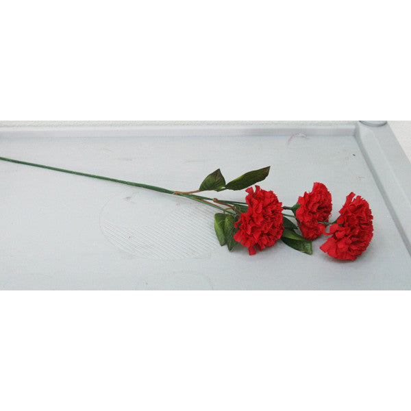 Simulation Flowers/ Carnation Flower / Item# HF097-6