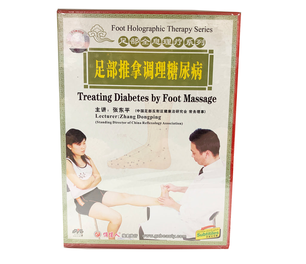HF120A22 Treating diabetes bby foot massage - Acubest