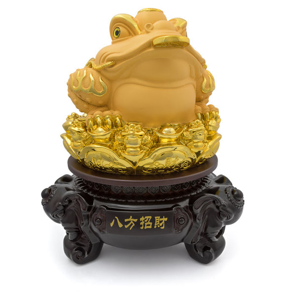 Money Toad Statue / HF131B8