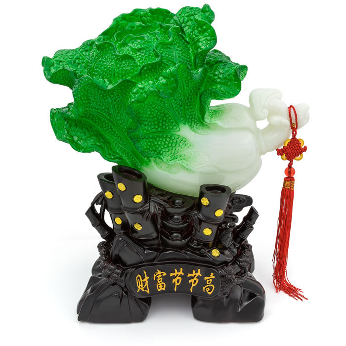 Money Cabbage Statue / HF133A3 - Acubest