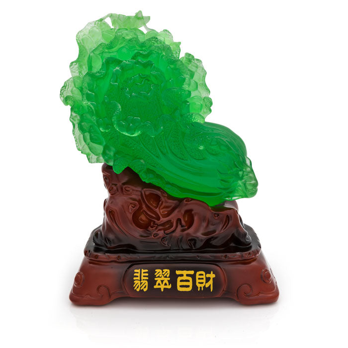 Money Cabbage Statue / HF133A7 - Acubest