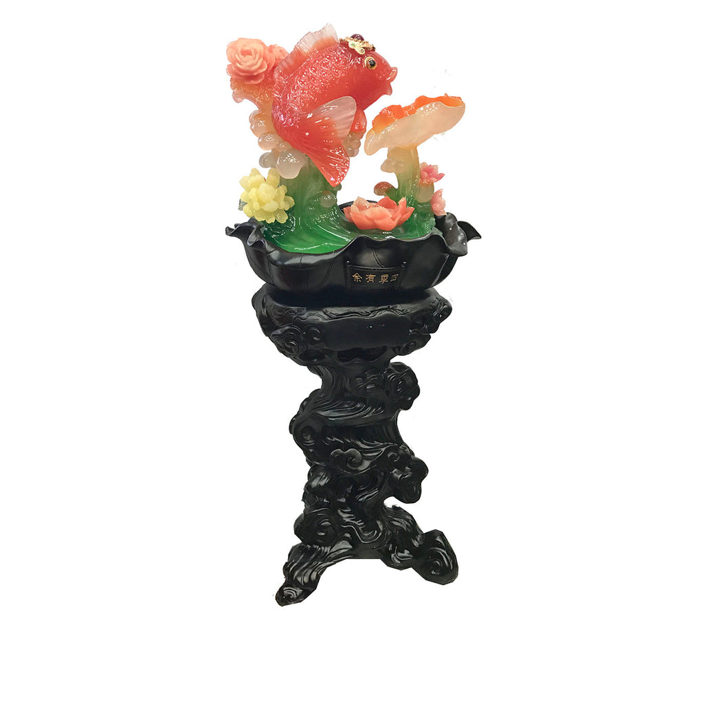 Fish Fountain / HF133D2 - Acubest