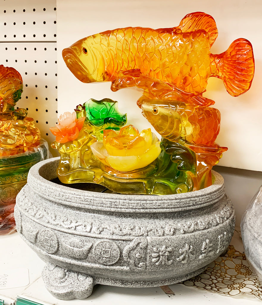 Fish Fountain / HF133D5