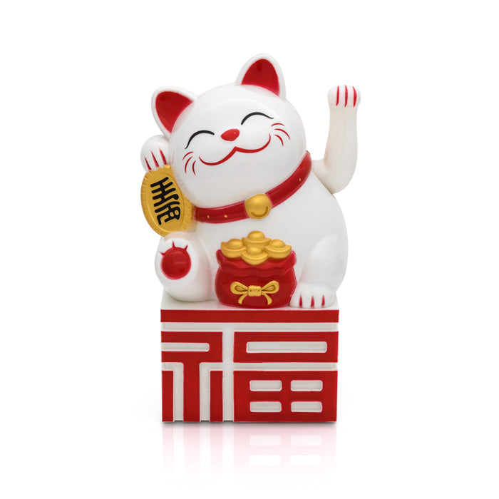 HF137B5 Lucky Maneki-neko cat